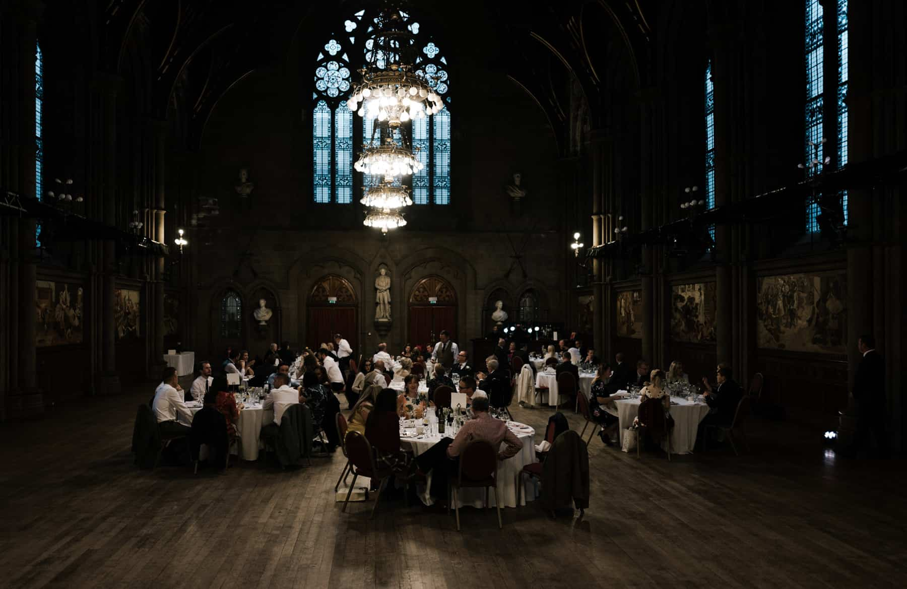 Manchester town hall wedding rrom