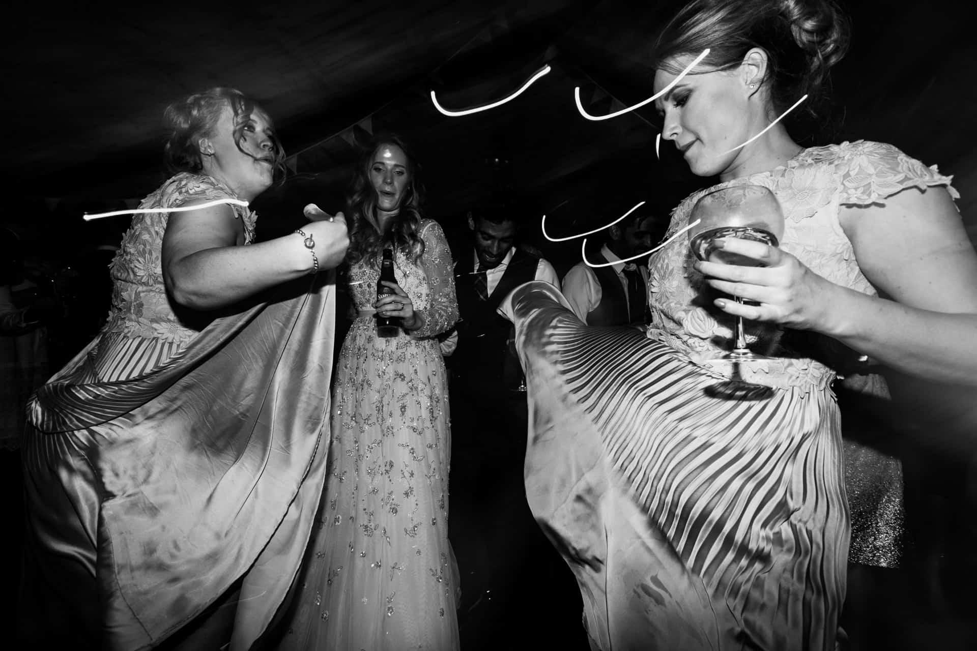 danceflorr dress twirls at Owen House barn wedding