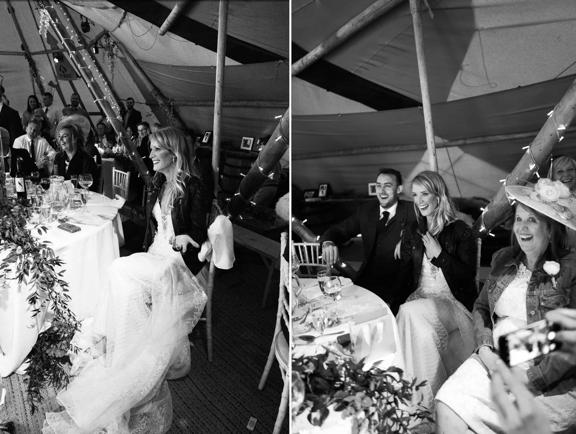 speeches at The Lingholm Estate
